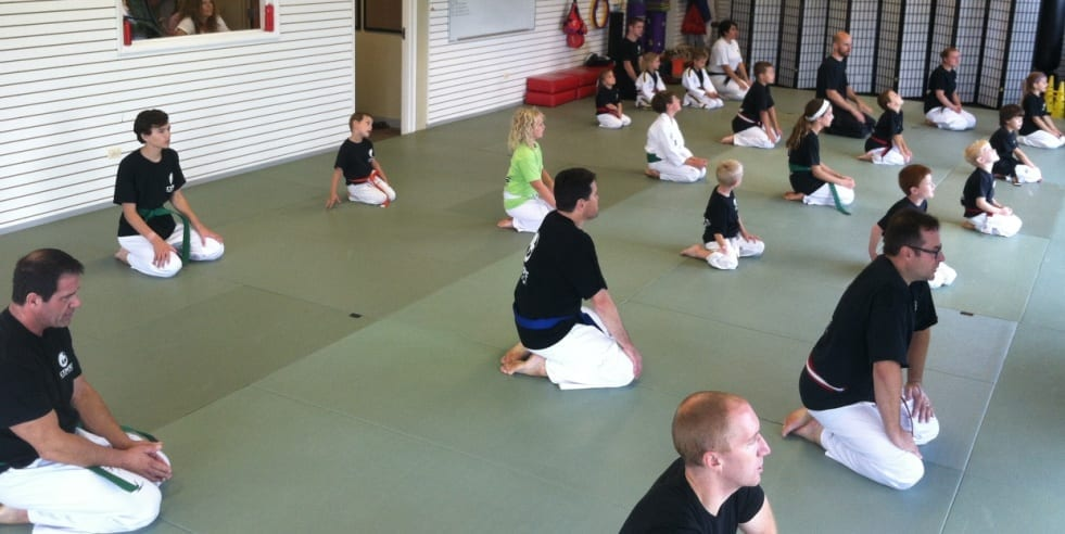 Children and Family Martial Arts