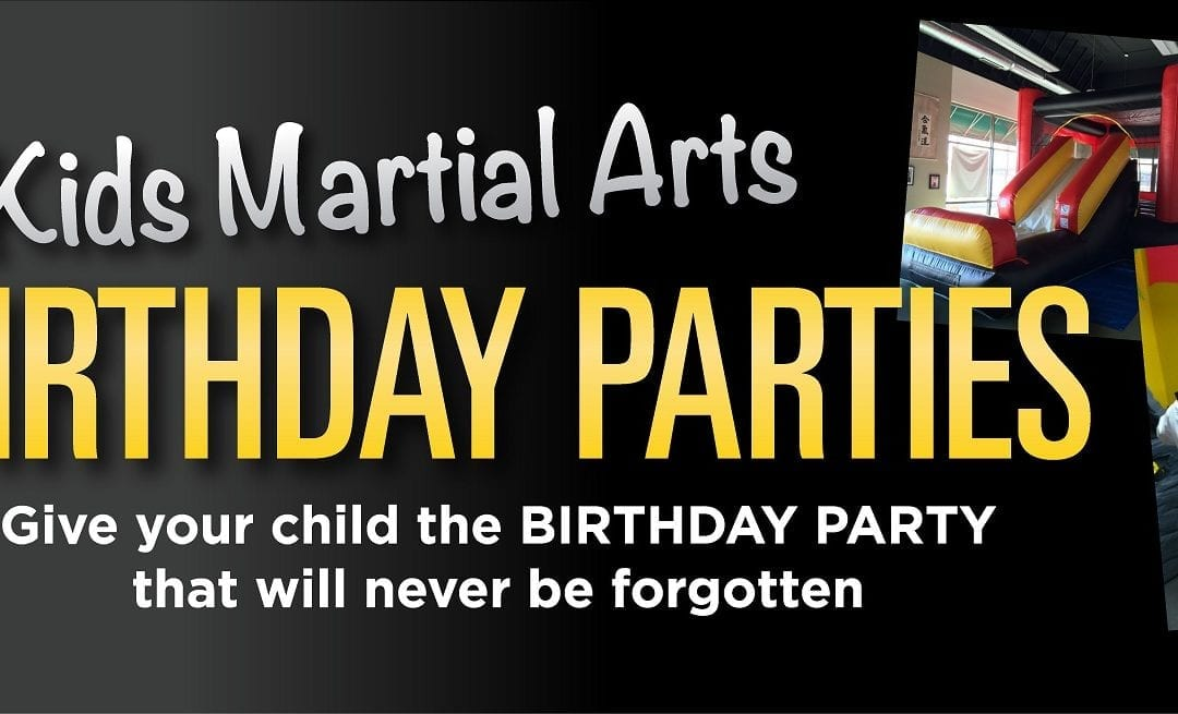Birthday Parties at CORE!