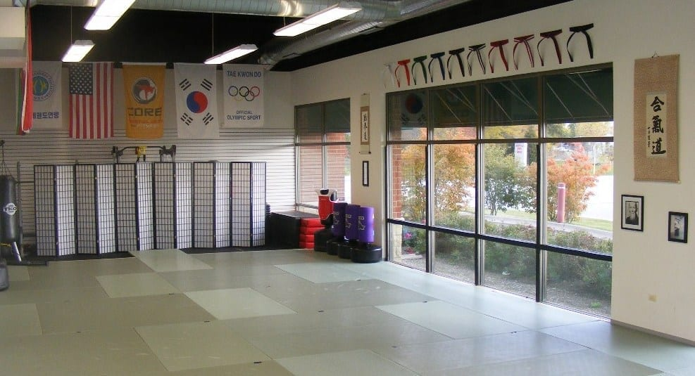 Taekwondo at CORE Martial Arts and Fitness